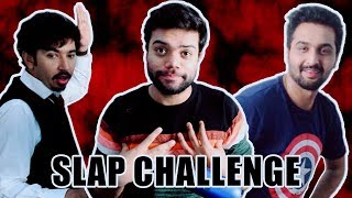 You Lose You Get Slapped | Impossible Quiz Slap Challenge !!!