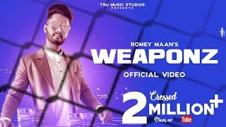 Weaponz status song video download Romey Maan