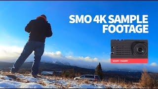 Insta 360 x BetaFPV SMO 4K Sample Footage