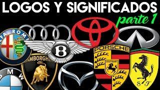 Logos De Marcas De Autos Y Sus Significados Pt.1