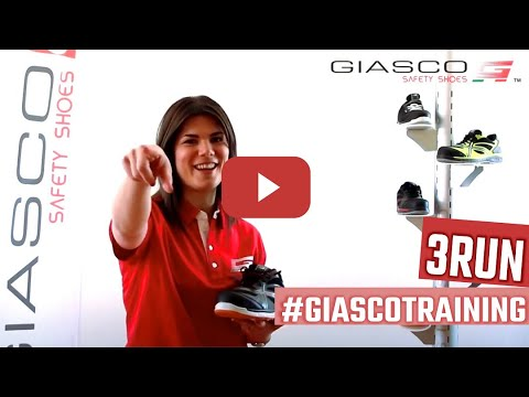 #GIASCOTraining: 3RUN. Triple your Comfort at work