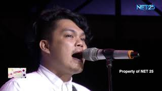 "SILENT SANCTUARY performs ""KUNDIMAN"" in Philippine Arena Stadium"