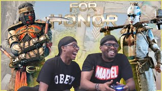 Trent Bets MONEY He Can Beat Dion In For Honor!
