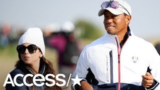 Tiger Woods & Girlfriend Erica Herman Hit With Lawsuit After Employee Dies In Car Crash | Access