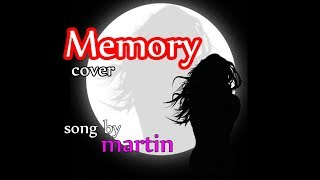 Memory / Barry Manilow cover [日本語訳・英詞付き] song by martin
