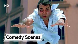Comedy Scenes from Blockbuster Movie | Paresh Rawal | Akshay Kumar | Govinda | Bhagam Bhag -  MOVIE