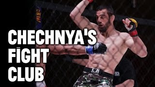 Terrorism or the Gym? MMA in Chechnya