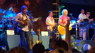 Jimmy Buffett- Knee Deep in the Water Live at the Drive in