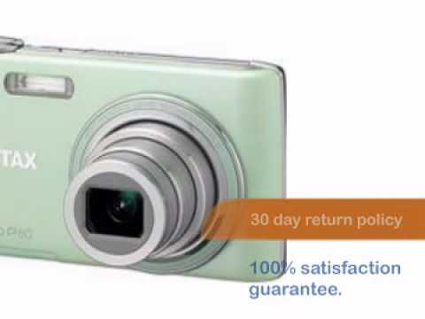 Pentax Optio P80 12MP Digital Camera (Mint)