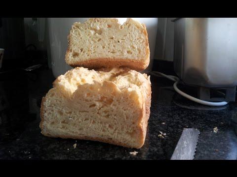 Pan  sin gluten en panificadora del Lidl