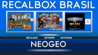 Recalbox Setup