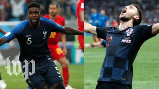 France vs. Croatia: Your guide to the 2018 World Cup final