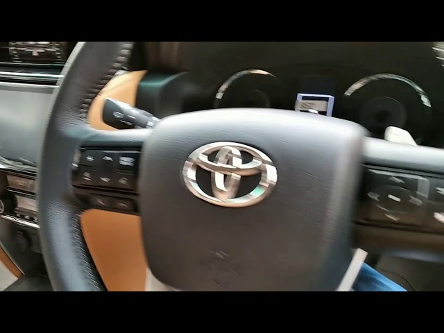 Toyota Fortuner TRD Sportivo 2020 for Sale in Lahore