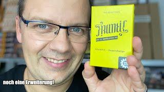Frantic Erweiterung Supercharge (Game Factory) - ab 12 Jahre - Kartenspiel Geheimtipp