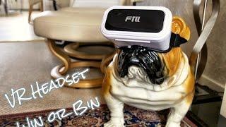 Virtual Reality Headset - Epic Win Or Throw It In The Bin