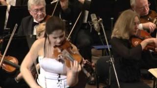 Tchaikovsky Violin Concerto 3rd mvmt, DALIA DEDINSKAITE