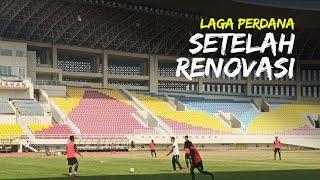 Pertandingan Perdana Pascarenovasi Stadion Manahan, Laga Persis vs Persib Ajang Latih Mental Persis