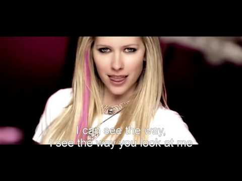 HD Avril Lavigne   Girlfriend MV vietsub