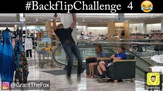 my #BackflipChallenge part 4