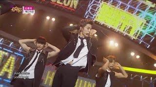 【TVPP】MADTOWN  - New World, 매드타운 - 드루와 @ Show Music core Live