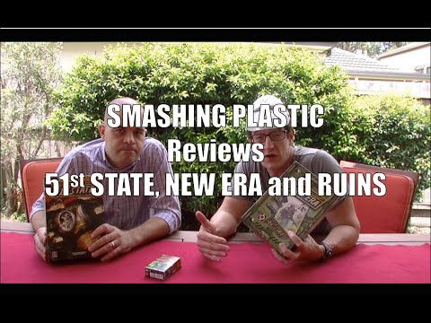 Smashing Plastic reviews 51st State, and New Era