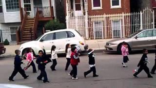 Perez School Mexican Independance parade 2011