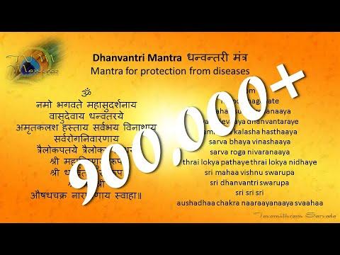 Dhanvantari Mantra – TVM Mantras