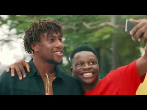 See Alex Iwobi In The Latest DStv Compact TVC