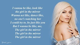Girl In The Mirror   Bebe Rexha (Lyrics) 🎵