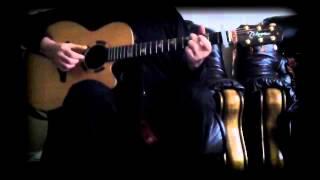 I Wave Bye Bye (Jesse Winchester) - guitar demo