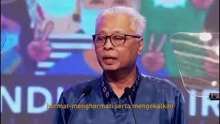 Keluarga Malaysia ~ YAB Dato' Sri Ismail Sabri Yaakob, Perdana Menteri