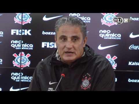 Tite quer Corinthians focado em jogos decisivos