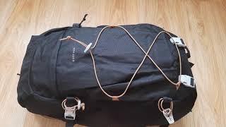 Обзор рюкзака Quechua NH100 30L