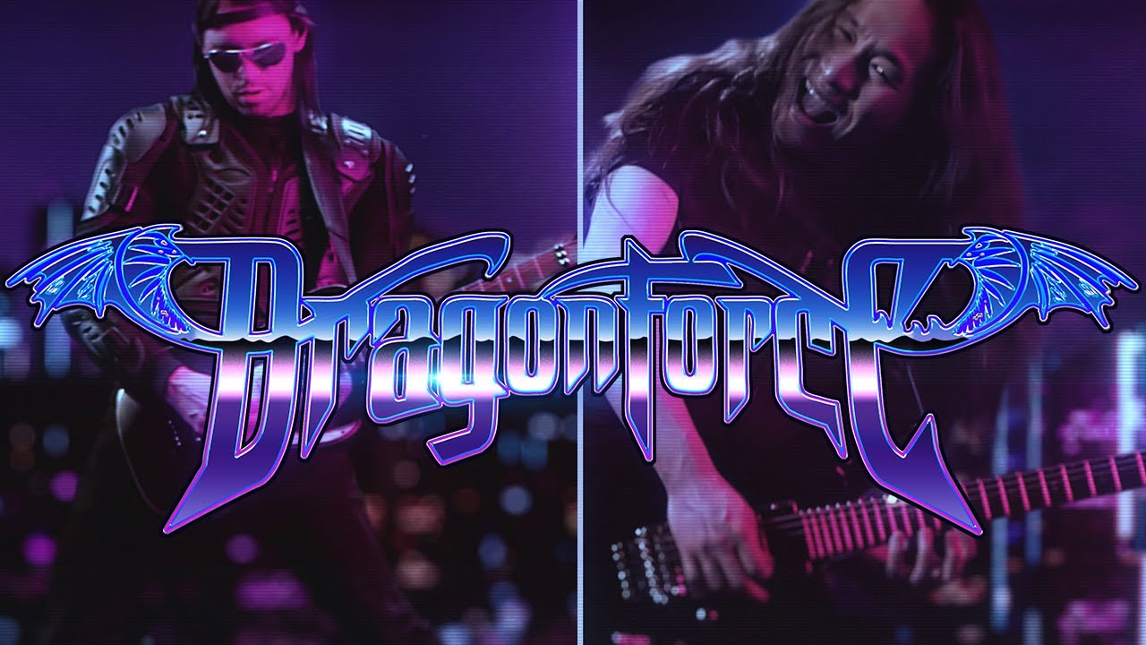 DragonForce - Extreme Power Metal (2019)