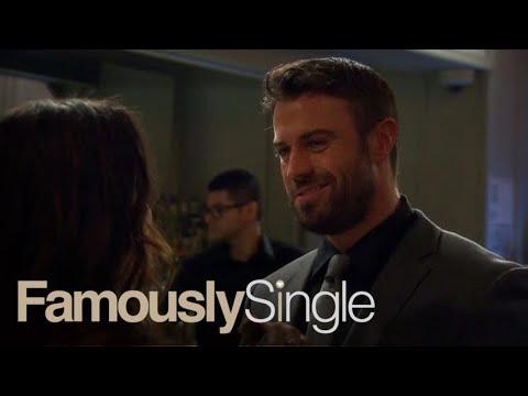 Chad Johnson Drops a Condom in Front of Karina Smirnoff | Famously Single | E!