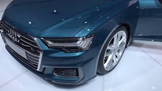 Это новая Audi A8 или AUDI A6?