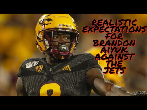 Realistic Expectations for 49ers WR Brandon Aiyuk against the New York Jets