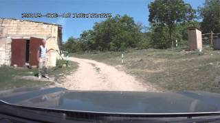 Дорога «Бахчисарай — Чуфут-Кале» и экскурсия