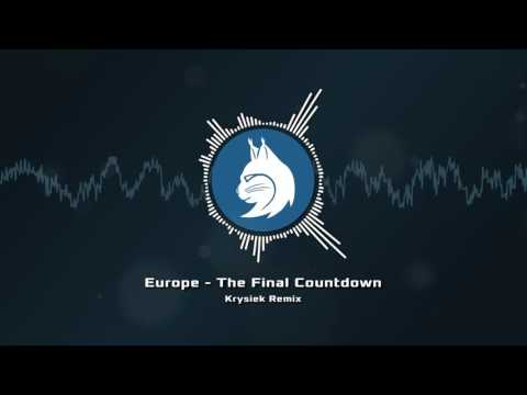 Europe - The Final Countdown (Krysiek Remix) Mp3
