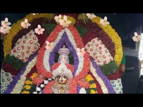 Goravanahalli Lakshmi song (ಚೆಲ್ಲೋಣ  ಮಲ್ಲಿಗೆಯ  )