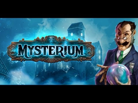 Vídeo do Mysterium: A Psychic Clue Game