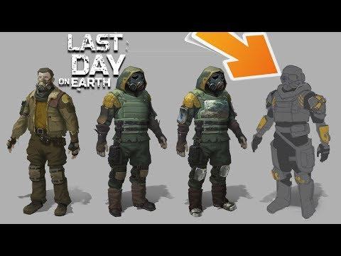 Антирадиационный костюм для походов  кланом на нефтную вышку ? Last Day on Earth: Survival