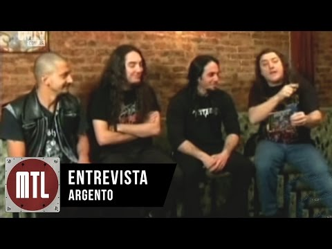Argento video Entrevista MTL - Temporada 03 - 2011