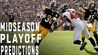 Midseason Playoff Predictions | NFL