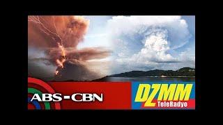 DZMM Special Coverage | Pagputok ng Bulkang Taal