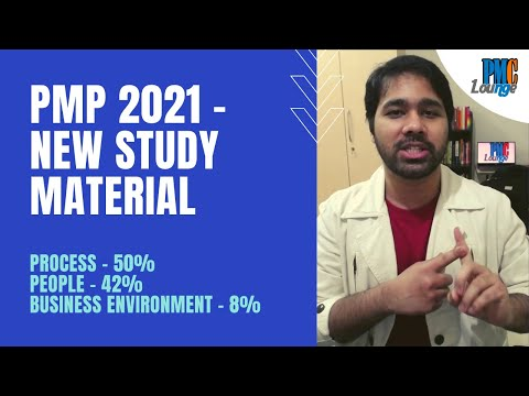 Study Material for the PMP 2021 | What to study for the new PMP ...