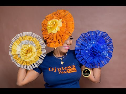 Gele Arewa for Party Guest