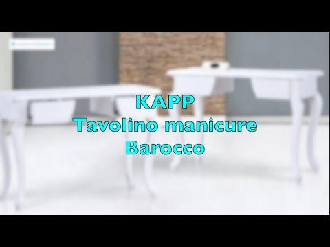 KAPP Tavolino manicure