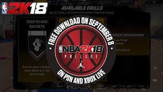 NBA 2K18 - EVERYTHING YOU NEED TO KNOW ABOUT NBA 2K18 PRELUDE! HOW MUCH SPACE, BUYING VC, MUCH MORE!