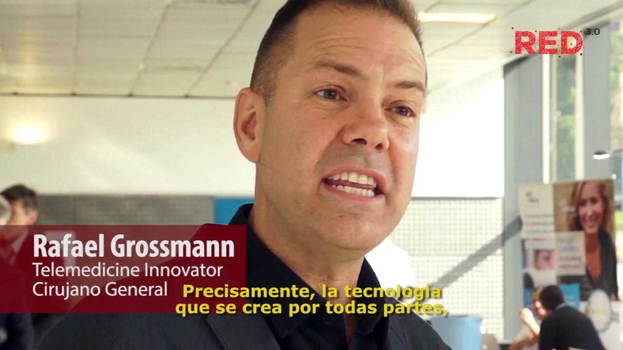 Healthio: entrevista a Grossman Ahmed